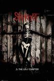 Slipknot 5 - The Gray Chapter Affiche