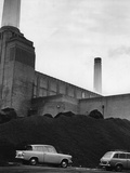 Battersea Power Photographic Print by Hulton Archive
