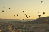 Hot Air Balloons Photographic Print by Photo by Bernardo Ricci Armani