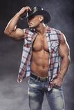 Sexy Men like Cowboy Reproduction photographique par  Studio10Artur