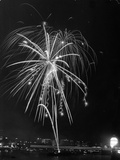 Fireworks Display Photographic Print by  Keystone
