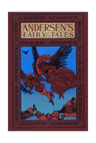 Andersen's Fairy Tales Exklusivt gicléetryck av H.m. Brock
