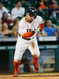 Sep 21, 2014, Seattle Mariners vs Houston Astros - Jose Altuve Photographic Print by Scott Halleran