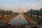 Taj Mahal in Morning Light Photographic Print by Rupankar Mahanta Photography (www.rupankar.in)
