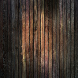 Grunge Wood Panels Used as Background Photographic Print by  Zibedik