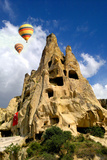 Cappadocia Houses Photographic Print by M Reza Faisal