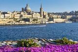 Valletta, Malta, Mediterranean, Photographic Print by Nico Tondini