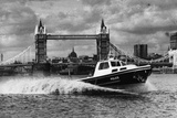 River Police Photographic Print by Evening Standard