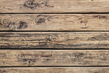 The Old Wood Texture with Natural Patterns Print by  Madredus