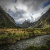 Monkey Creek | Fiordland, New Zealand Photographic Print by Copyright Lorenzo Montezemolo
