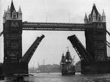 Tower Bridge Photographic Print by  Keystone