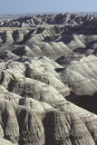 Badlands National Park, South Dakota Photographic Print by Wallace Garrison