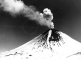 Volcano Alaid Photographic Print by  Keystone
