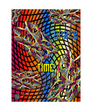 Space Time Photographic Print by Thinker Collection STEM Art by Lisa C Clark