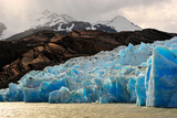 Blue Glacier, Patagonia ,Chile Photographic Print by Stephen Weaver Photography