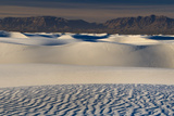 White Sands National Monument Grand Scenic Photographic Print by Russell Burden