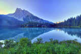 Emerald Lake in the Morning, Yoho, Canadian Rockie Photographic Print by All Rights By Krishna.Wu