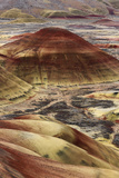 Overlook Trail, Painted Hills Photographic Print by Don Smith