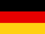 Germany National Flag Poster Print Prints