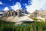 Canadian Rocky Mountain - Alberta Photographic Print