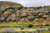 Theodore Roosevelt National Park Photographic Print by Dennis Macdonald