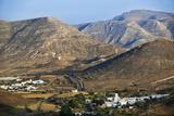 Volcanic Landscape in Cabo De Gata. Photographic Print by Gonzalo Azumendi