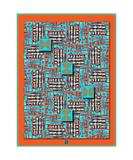 Thinker Collection STEM Art by Lisa C Clark - FRAMVerVID RFIDs Fotografická reprodukce
