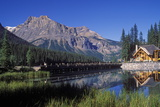 Emerald Lake Yoho National Park, Canada Photographic Print by Hans-Peter Merten