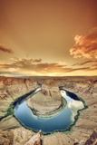Horseshoe Bend Caynon Photographic Print by Michele Falzone