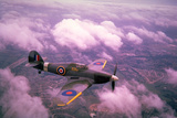 Hawker Hurricane Pz865 Photographic Print by Hulton Archive