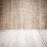 Wood Texture Background Photographic Print by  homydesign