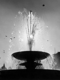 Landmark Fountain Photographic Print by  Harris
