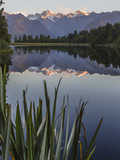 Lake Matheson. Photographic Print by David Madison