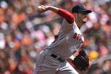 Sep 21, 2014, Boston Red Sox vs Baltimore Orioles - Joe Kelly Photographic Print by Patrick Smith