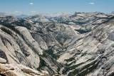 Yosemite Valley, View from Half Dome Photographic Print by Alex E. Proimos