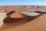 Above Dead Vlei & Hidden Vlei, Namib Photographic Print by Joe & Clair Carnegie / Libyan Soup