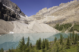 Scenic Alpine Lake Photographic Print by Darryl Leniuk