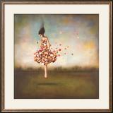 Blühende Grenzenlosigkeit Kunstdrucke von Duy Huynh