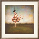Boundlessness in Bloom Print by Duy Huynh