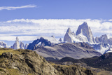 Los Glaciares National Park. Photographic Print by David Madison