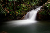 Ton Chong Fa Waterfall in Phang Nga, Thailand Photographic Print by Pete Reynolds