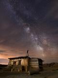 Stars Hut Photographic Print by Inigo Cia
