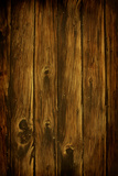 Dark Rich Wood Background Photographic Print by  yobro