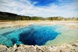 Yellowstone Sapphire Pool Photographic Print by  www.infinitahighway.com.br