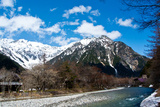 Kamikochi Spring Photographic Print by I love Photo and Apple.