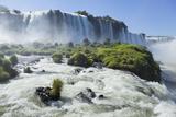 Argentina Iguazu Waterfalls Garganta Del Diablo Photographic Print by Ralf Hettler