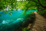 Plitvice Lakes National Park Photographic Print by Kelly Cheng Travel Photography