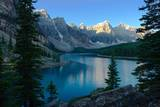 Ten Peaks of Moraine Lake Photographic Print by J.P.Andersen Images