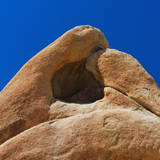 Usa, California, Joshua Tree National Park, Rock Formation Photographic Print by Tetra Images