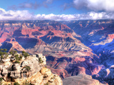 Grand Canyon South Rim Photographic Print by Glenn Ross Images